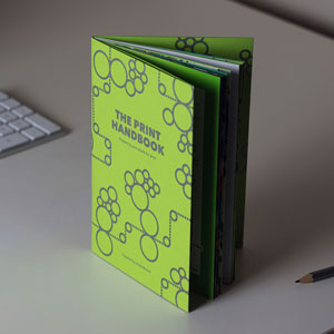 Photo of inside Print Handbook